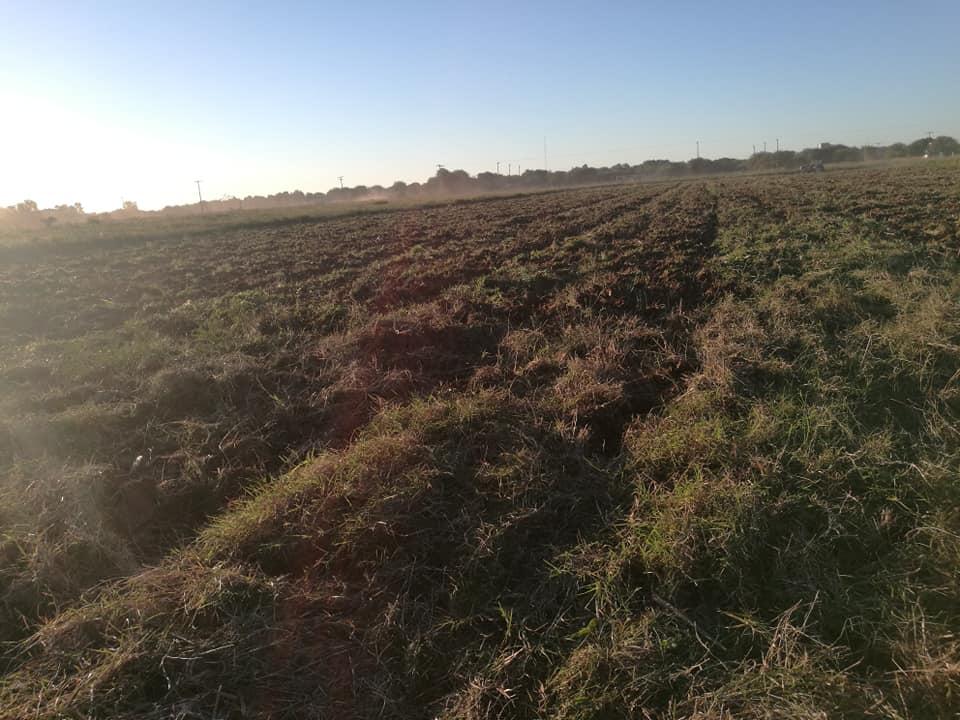 Terreno de 5 hectáreas donde la Liga Deportiva Lomaplatense se está acomodando con un ambicioso proyecto. Hoy en día ya cuenta con una coqueta cancha totalmente alambrada.