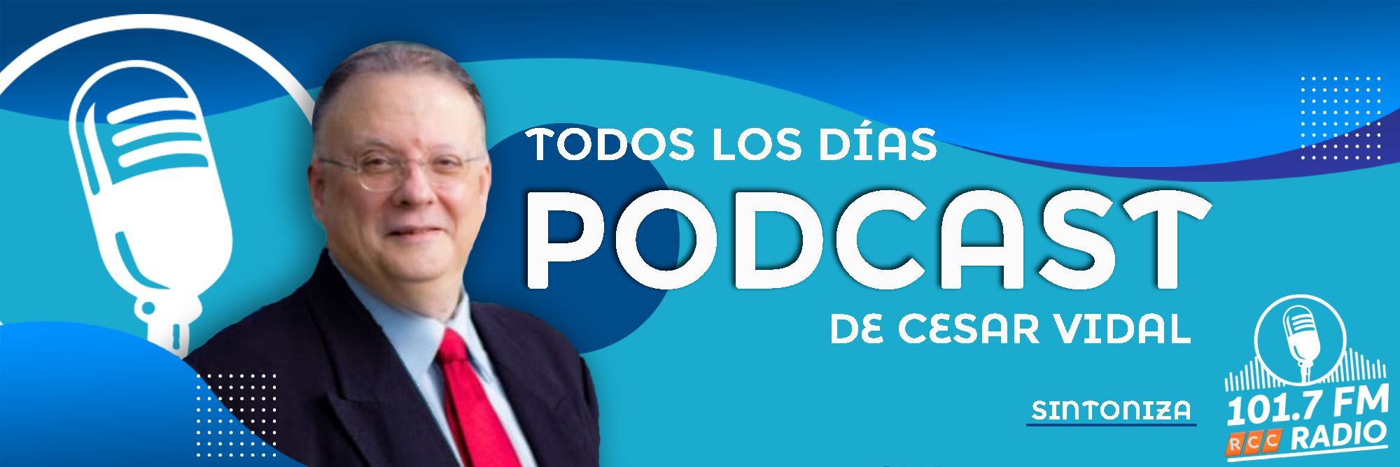 podcast cesar vidal